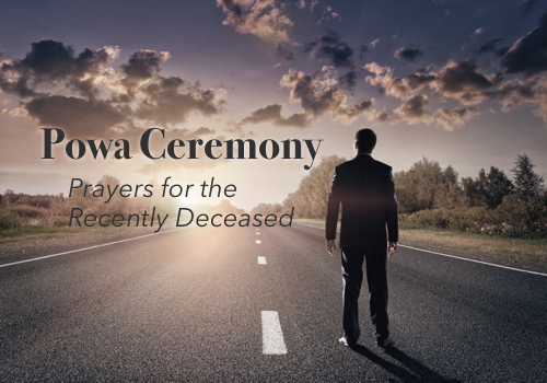 powa ceremony